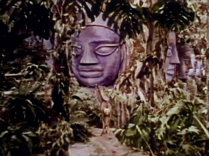 Fantasy Jungle Artifact Art