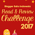 [Master Post] Read and Review Challenge 2017