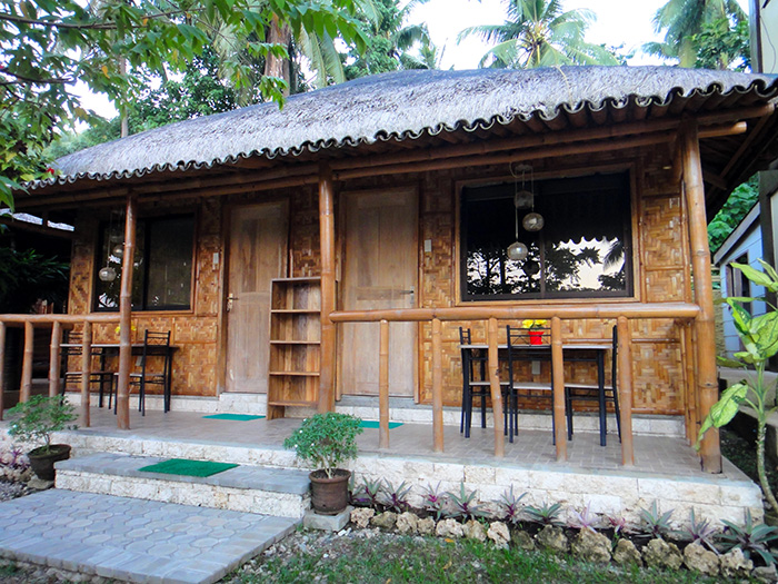 Nipa Hut Houses Design House Designs