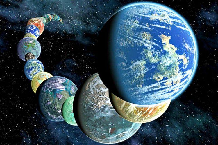 Samanyolu Galaksisi'nde bile yaşam barındırabilecek gezegenler vardır.