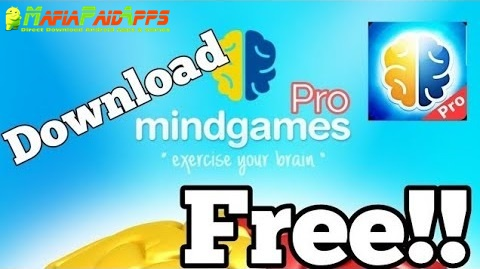 Mind Games Pro v2 9 9 Apk for Android | MafiaPaidApps com