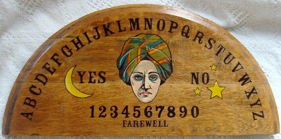 Mystic Swami Spirit Board - Nichola Battilana