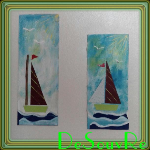 Desouvre diy cuadros decorativos de verano for Cuadros decorativos 2016