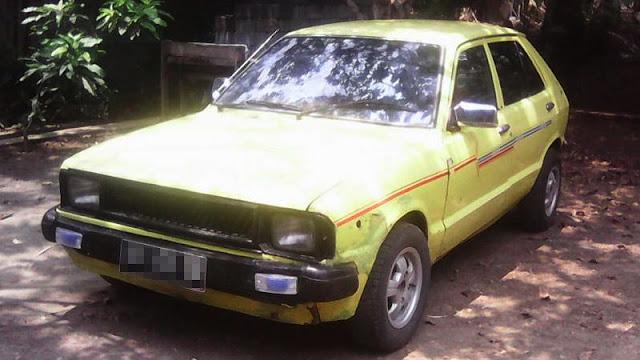 Daihatsu Charade XG G10
