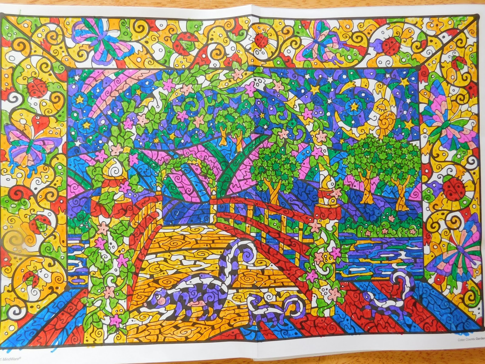 our unschooling journey through life art project 98 coloring