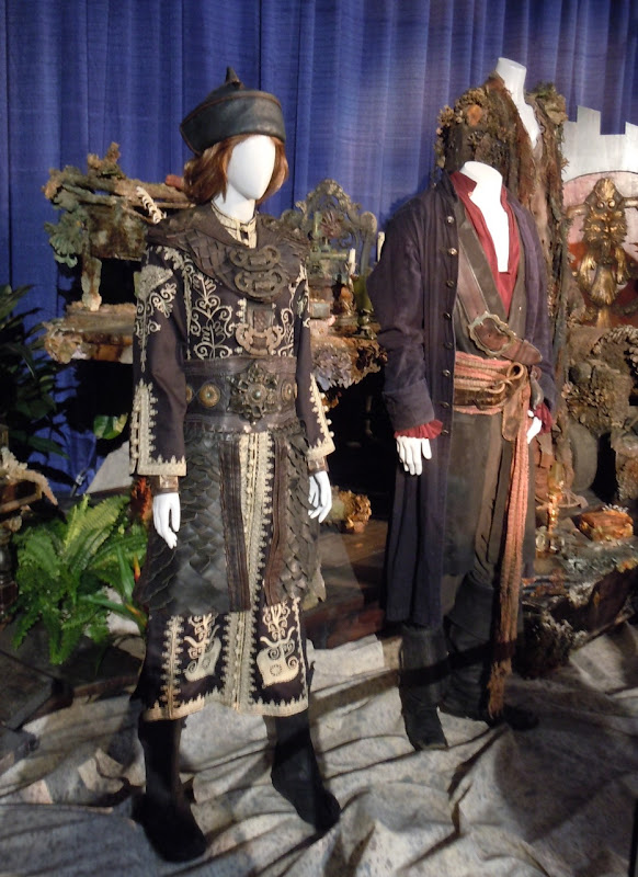 Pirates of the Caribbean At World's End costume