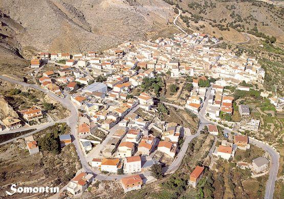 Almeria Turistica : Somontin -Almeria