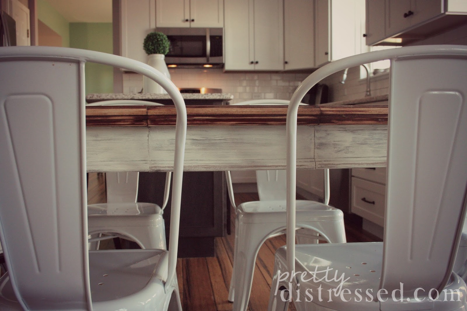 Metal Farmhouse Chairs Swing Chair Verandah White Home Design Ideas Pretty Distressed The Making Of A Table