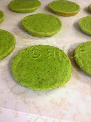 Green Pea Pancakes