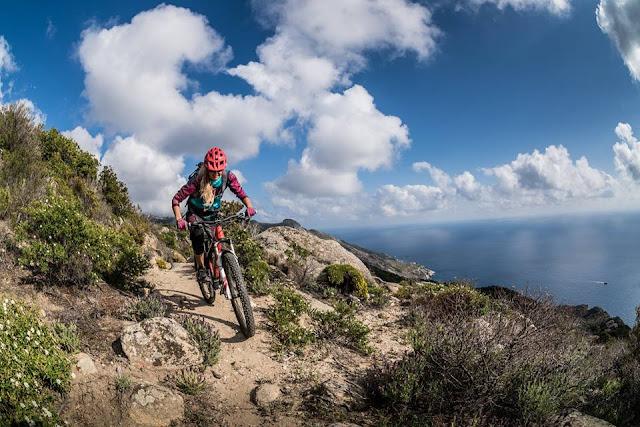 mountainbike elba buch