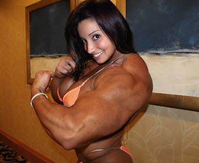 meg muscle morph