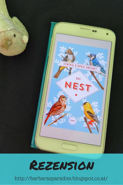 Buchrezension #102 Das Nest von Cynthia D'Aprix Sweeney