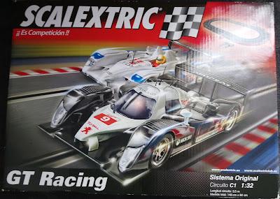 Scalextric GT Racing Fábrica de Juguetes