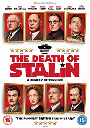 The Death of Stalin (2017) ταινιες online seires xrysoi greek subs
