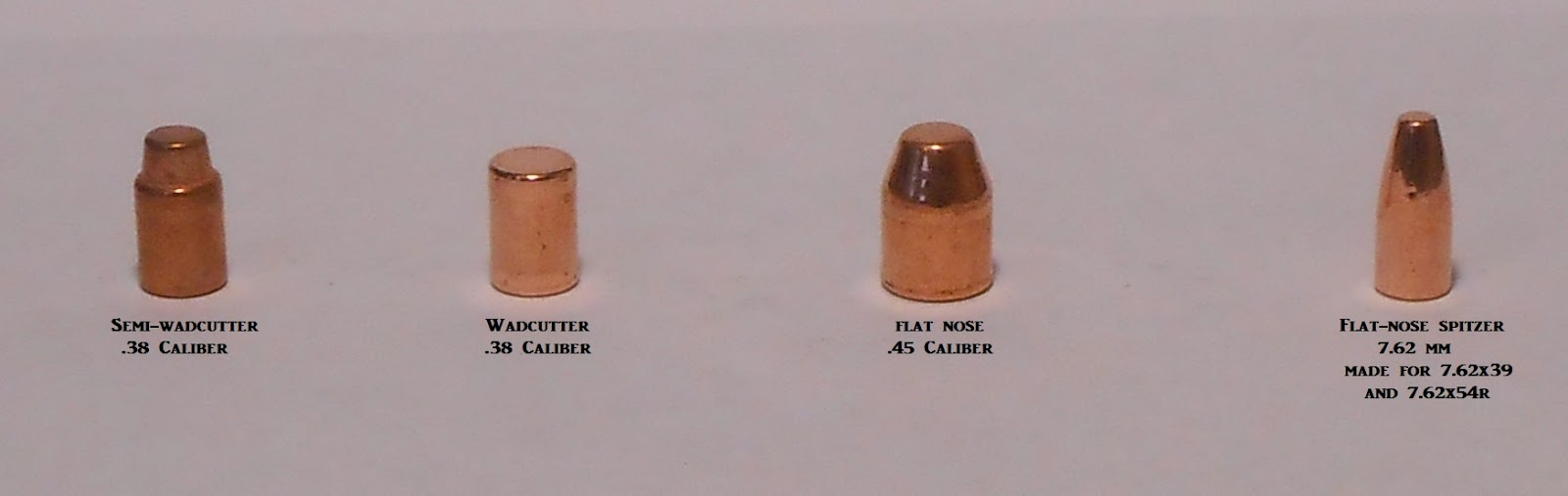 Blue Collar Prepping: Bullets for Handloading: Which Ones?