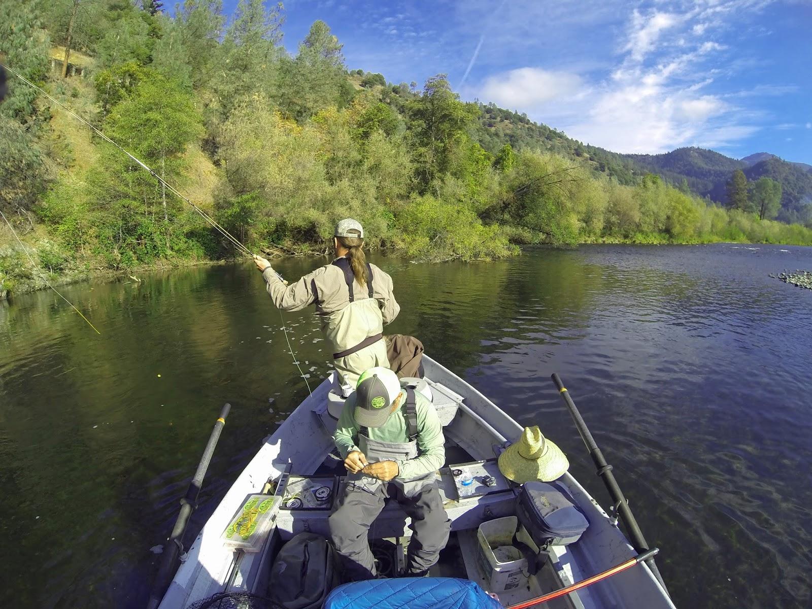 Jon baiocchi fly fishing news trinity river fishing for Jrs upper red lake fishing report
