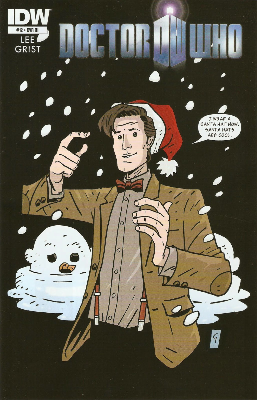 Doctor Who #12