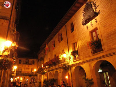 Plaza Mayor de Laguardia