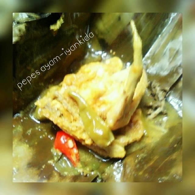 Resep Pepes Ayam