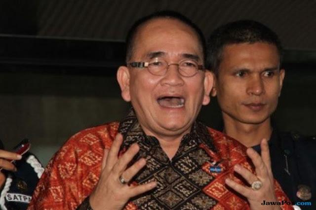 Kata Ruhut, Partainya SBY Tak Ingin Prabowo-Sandi Menang di Pilpres