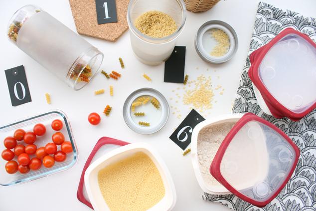 DE LUNARES Y NARANJAS: Nuestra cocina: #todoenorden