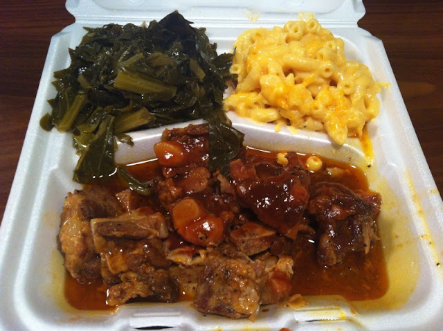 Soul Food Take Out