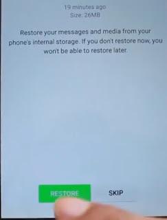 Cara Merubah Tampilan WhatsApp Seperti Iphone