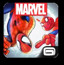 تحميل لعبة الاكشن Spider-Man Unlimited للاندرويد