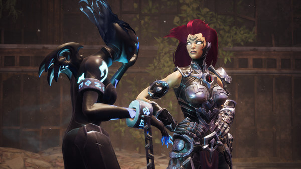 Darksiders 3 Patch #2 Adds Classic Combat Option, And More