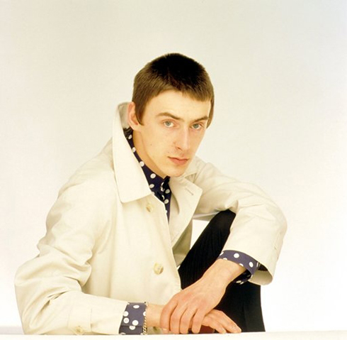 style council hair mod sharp stylings 32 paul weller early tsc period 2655