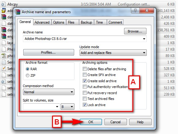 Large Size File Convert Into Very Small Size, Reduce File Size ~ Way