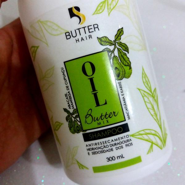 produtos da Butter Hair: Shampoo