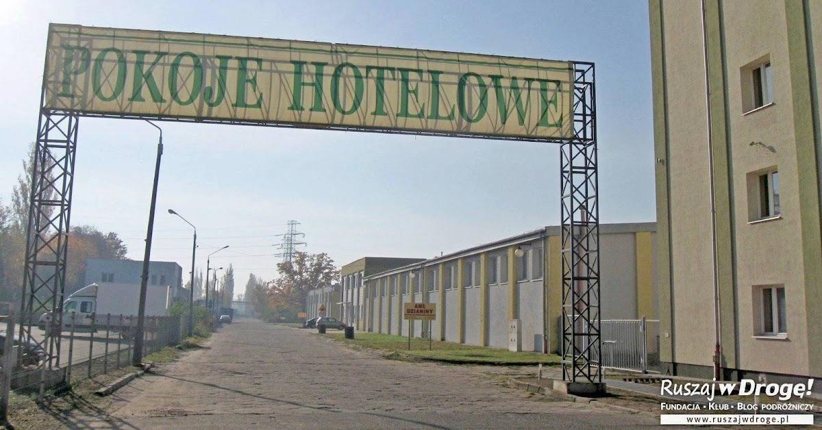 Pokoje hotelowe?