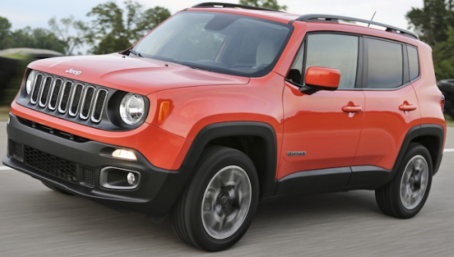 Jeep Renegade 2017 Release Date