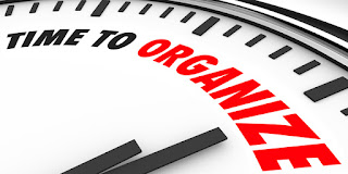 Time Saving Tips to Get Organized