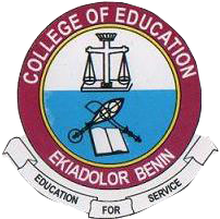 College of Education Ekiadolor Graduates Final Clearance