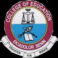 College of Education Ekiadolor Graduates Final Clearance