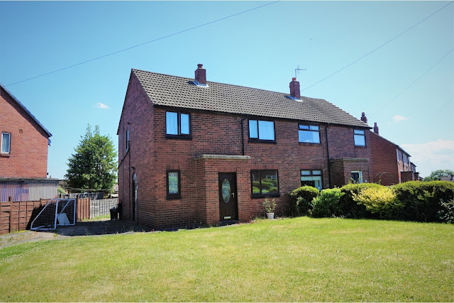 This Is Leeds Property - 3 bed semi-detached house for sale Manor Road, Leeds LS26