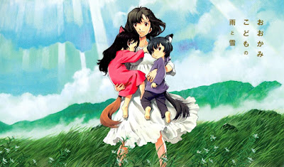 Ookami Kodomo no Ame to Yuki (The Wolf Children Ame and Yuki) Subtitle Indonesia