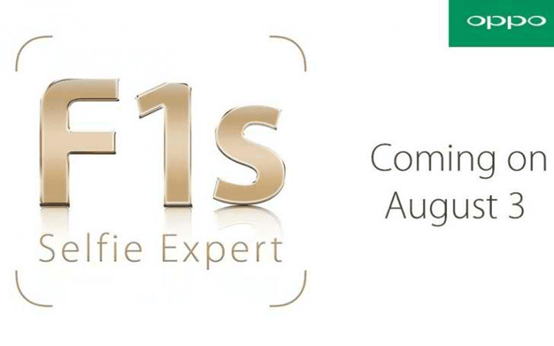 Oppo F1s Teased, The Next Gen Selfie Expert?