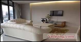 City Garden apartment for rent 3 bedrooms fully furniture highfloor