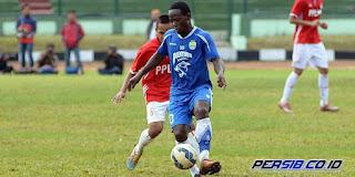 Persib Bandung Menang 3-0 atas PPLM Nasional
