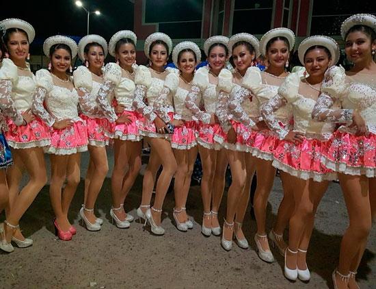 Videos Carnaval de Villazón 2017 - Entrada Corso Lunes 27