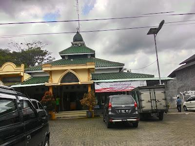 Masjid Bani Adam Boyolali, Amal Jariyah Dari Yayasan Keluarga Dalam Satu Trah
