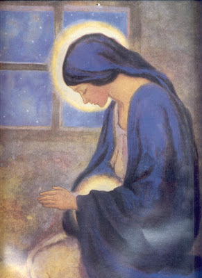 Virgen María embarazada