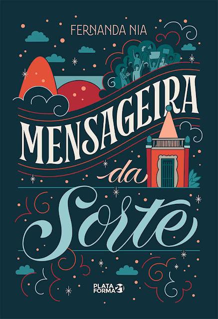 Mensageira da sorte - Fernanda Nia
