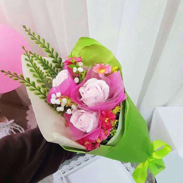 Hoa hong sap thom vinh cuu tai Kim Ma