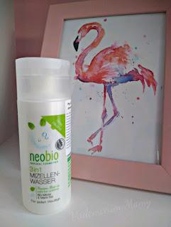 NEOBIO - naturalny płyn micelarny