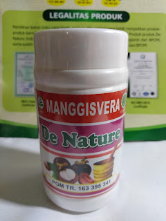 OBAT KAPSUL MANGGISVERA DE NATURE