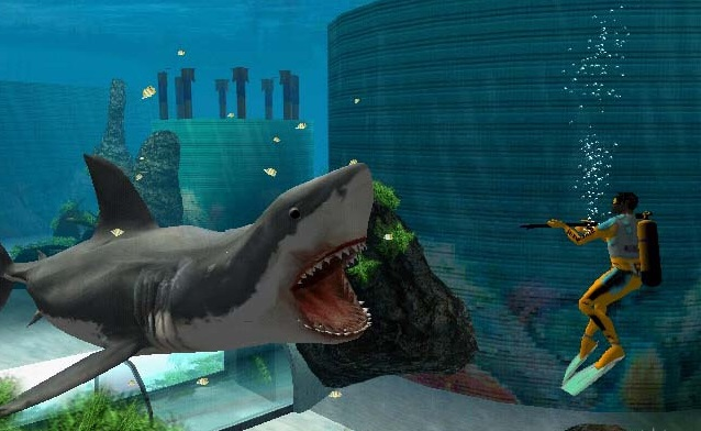 Jaws Unleashed PC full pc game free download